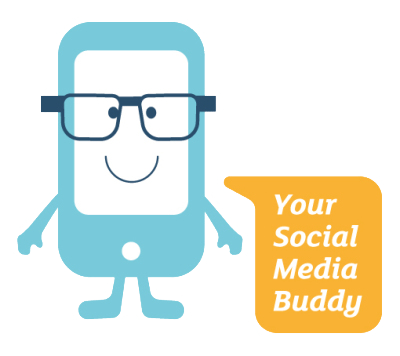 logo Your Social Media Buddy