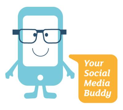 logo Your Social Media Buddy