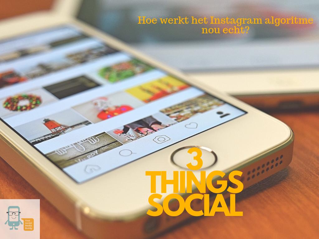 Instagram algoritme: hoe werkt het?