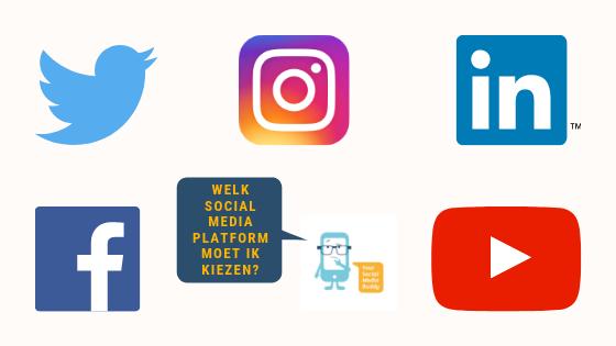 welk social media platform is geschikt voor mijn bedrijf?
