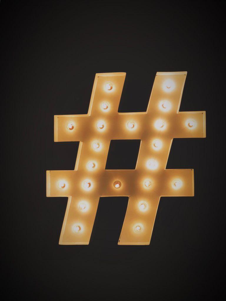 Hoe zit jouw hashtag recept er uit?
